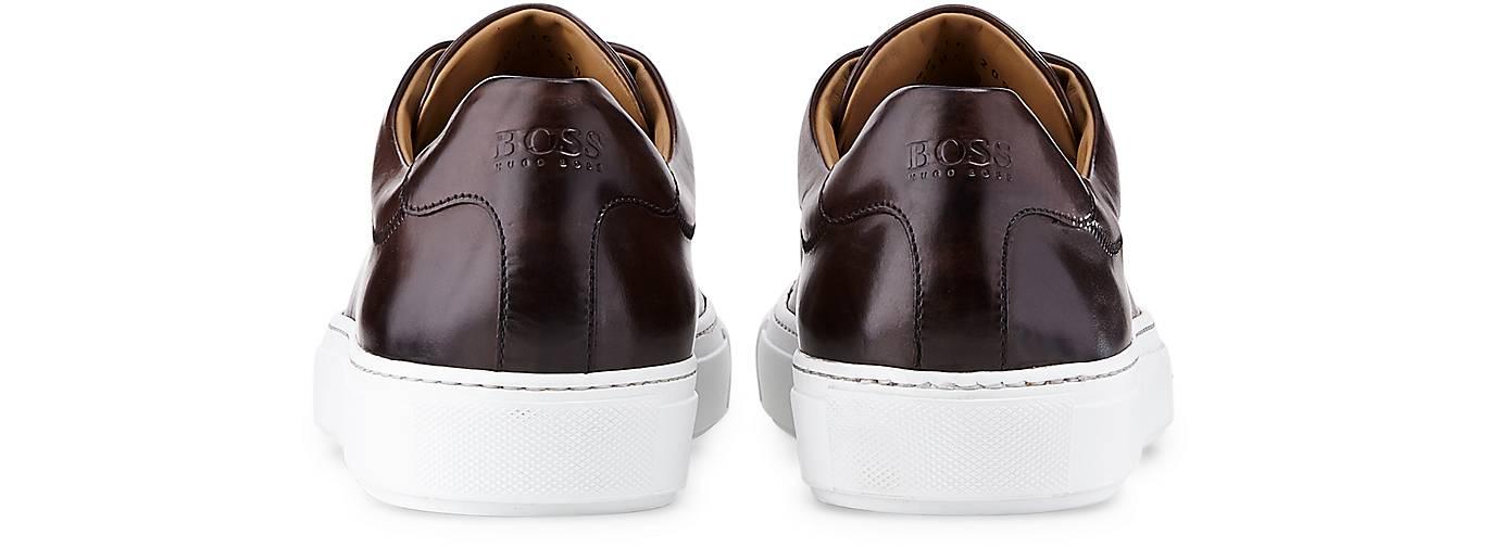 Boss Sneaker kaufen MIRAGE TENN in braun-dunkel kaufen Sneaker - 47489103 | GÖRTZ Gute Qualität beliebte Schuhe b4b091