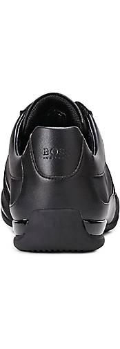 Boss GÖRTZ Sneaker SPACE-LOWP in schwarz kaufen - 45430101 | GÖRTZ Boss Gute Qualität beliebte Schuhe 264420
