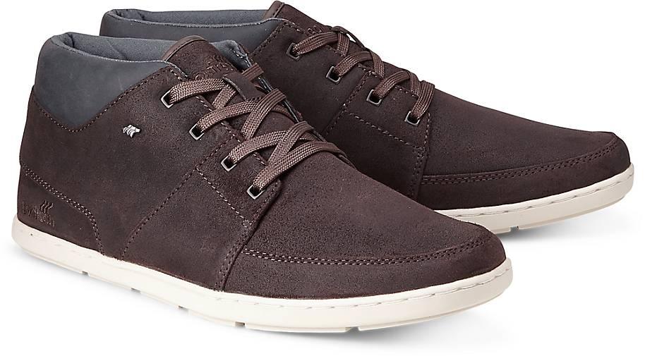 Boxfresh Turnschuhe CLUFF in braun-dunkel kaufen - 44533404 GÖRTZ Gute Qualität beliebte Schuhe