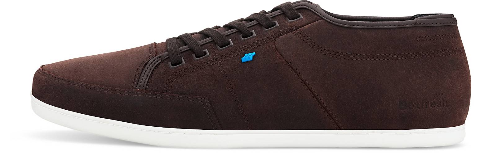 Boxfresh Sneaker SPARKO LEATHER AM