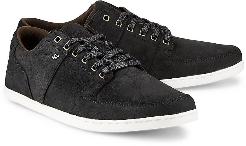 Kaufen Sneaker Low Spencer In Boxfresh Schwarz Freizeit schnürer b76fgy