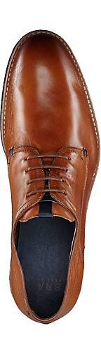 Brax Freizeit-Schnürer in braun-hell kaufen - Qualität 46057202 | GÖRTZ Gute Qualität - beliebte Schuhe d28ed9