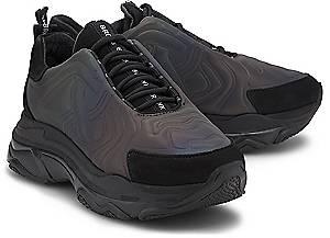 Bronx, Chunky-Sneaker in schwarz, Sneaker für Damen