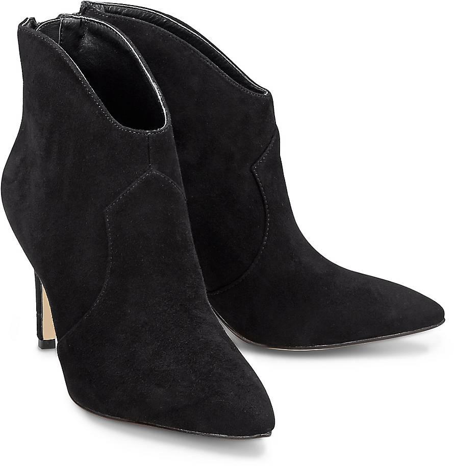 Ankle Boots von Buffalo in schwarz für Damen. Gr. 38