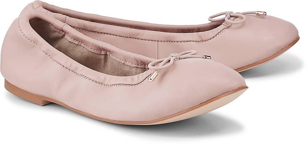 Ballerinas Amalia von Buffalo in rosa für Damen. Gr. 36,37,39,41 Preisvergleich