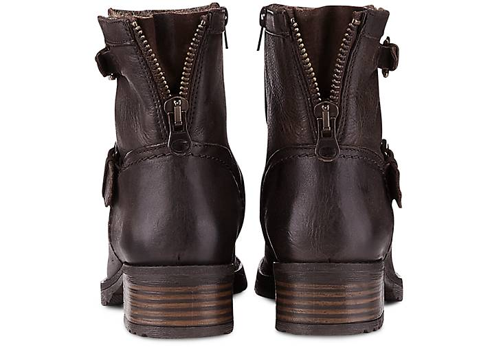 Buffalo Biker-Boots