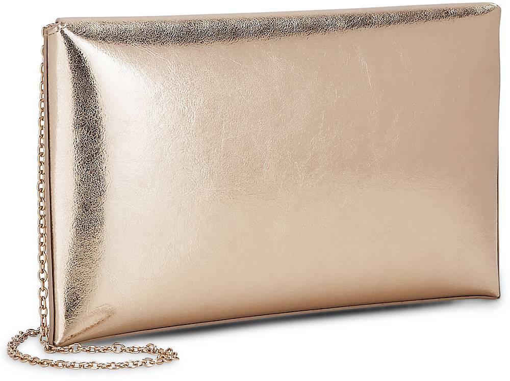 Buffalo Envelope-bag In Gold Kaufen Clutches & Abendtaschen