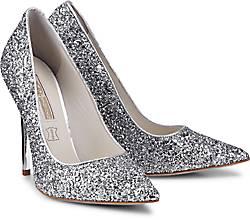 buffalo high heel sandalette high heels beige g rtz. Black Bedroom Furniture Sets. Home Design Ideas