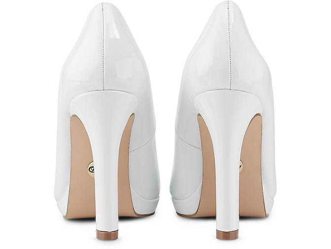 Buffalo High-Heel-Pumps in weiß kaufen - 48072202 GÖRTZ Schuhe Gute Qualität beliebte Schuhe GÖRTZ 73ef9a