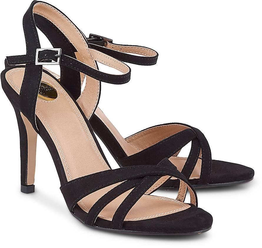 buffalo high heel sandalette klassische sandaletten. Black Bedroom Furniture Sets. Home Design Ideas