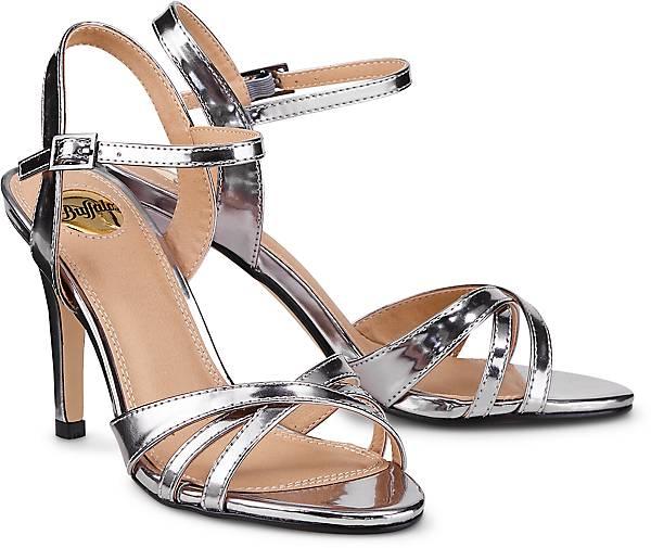 BUFFALO High Heel-Sandalette schwarz 3ZuLHB39V