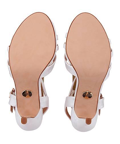 Buffalo High-Heel-Sandalette | weiß