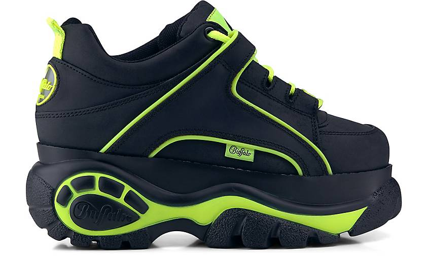 BUFFALO LONDON DAMEN Schuhe echt Leder Größe 40 41 EUR 70