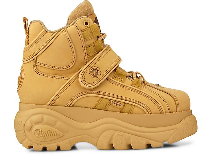 Buffalo London Platform-Sneaker in | ocker kaufen - 47557903 | in GÖRTZ c62eb4