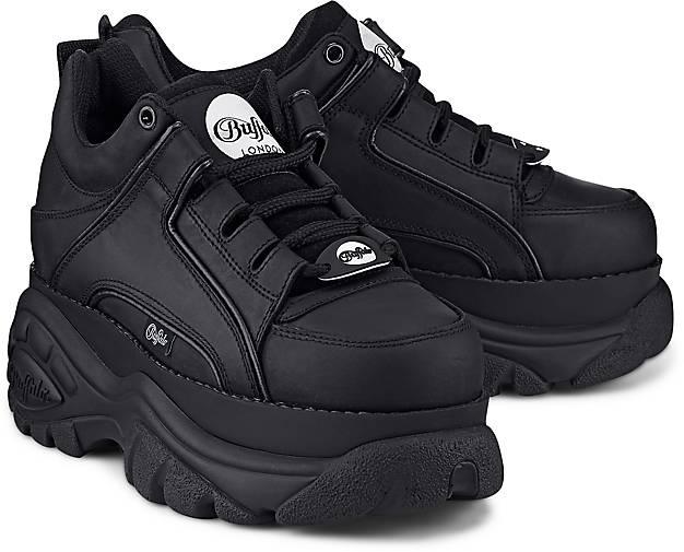 Buffalo London Platform Sneaker Schwarz Görtz 47557802