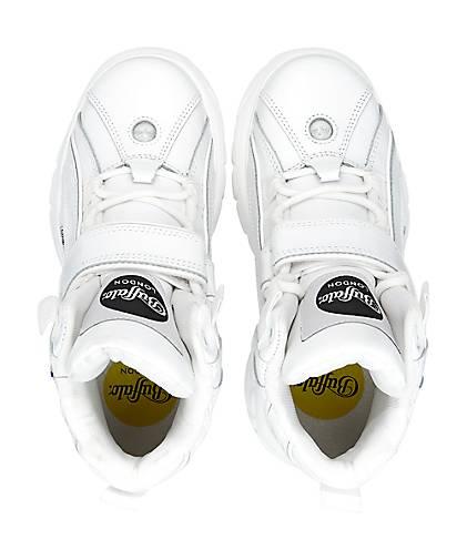 Buffalo kaufen London Platform-Sneaker in weiß kaufen Buffalo - 47557901 | GÖRTZ Gute Qualität beliebte Schuhe cdb91f