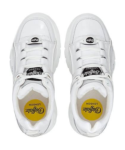 Buffalo London Platform-Turnschuhe in weiß kaufen - - - 47849601 GÖRTZ Gute Qualität beliebte Schuhe 05cbce