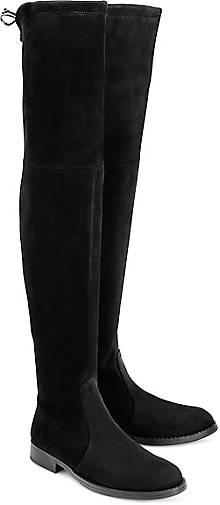 a8c684e0956 Buffalo Overknee-Stiefel in schwarz kaufen - 46724501