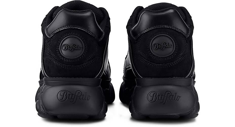buffalo plateau sneaker colby in schwarz kaufen 48109401. Black Bedroom Furniture Sets. Home Design Ideas