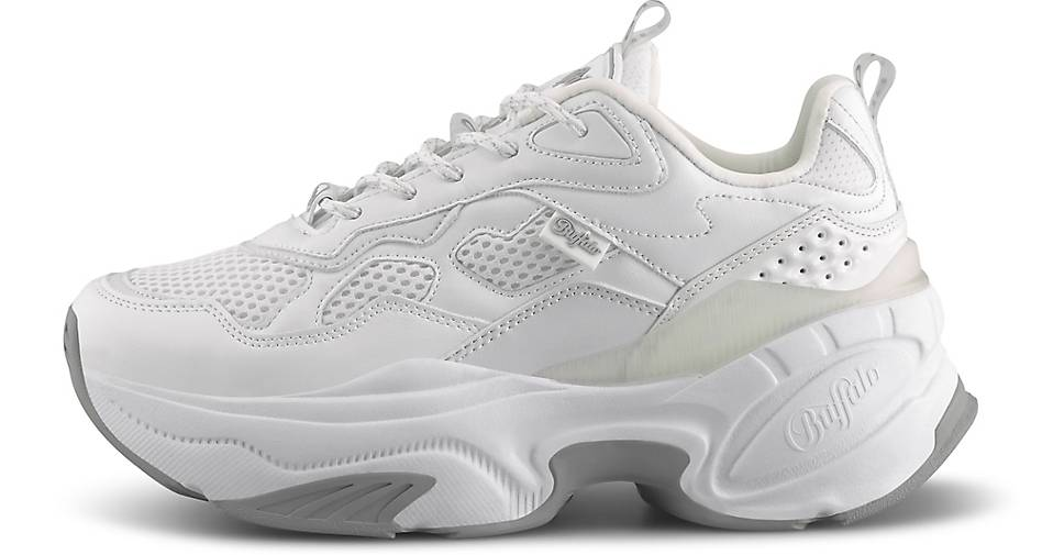Buffalo Plateau-Sneaker CREVIS P1