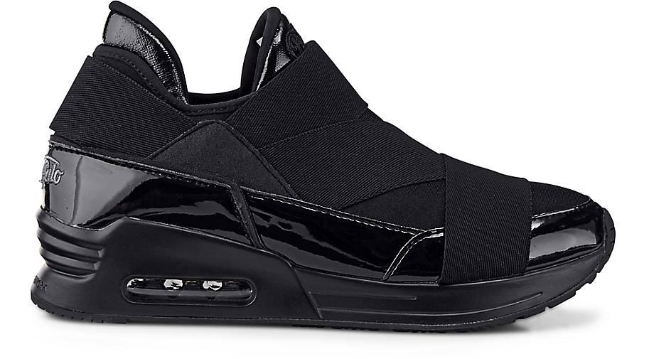 buffalo plateau sneaker sneaker low schwarz g rtz. Black Bedroom Furniture Sets. Home Design Ideas