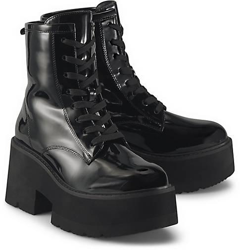 Buffalo Platform-Boots FIROZA