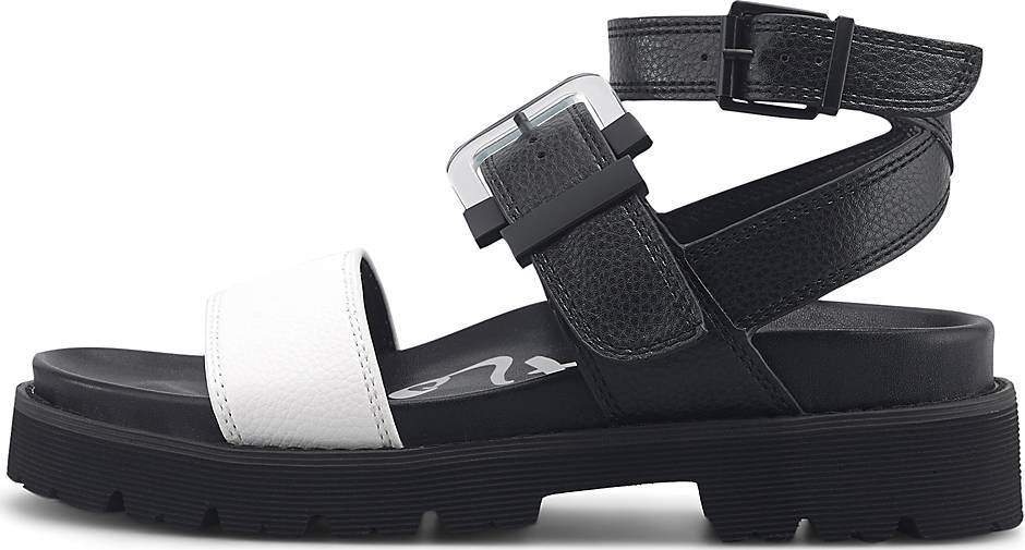 Buffalo Platform-Sandale JIMENA