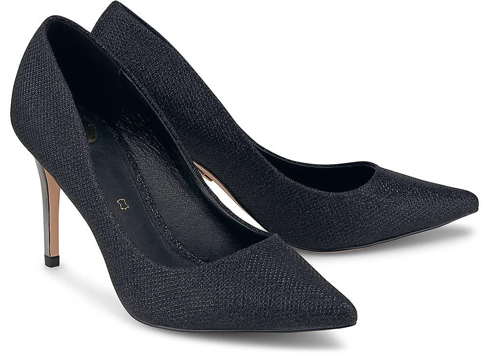 Pumps Fanny von Buffalo in schwarz für Damen. Gr. 36,37,38,39,40,41,42 Preisvergleich