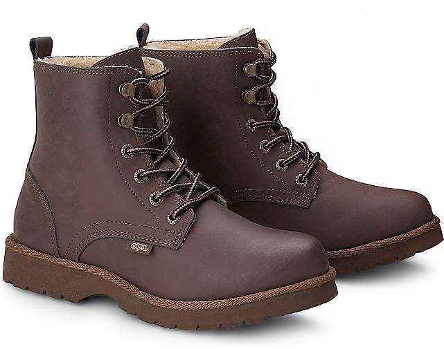 buffalo london 2515 sauvage damen biker boots braun brown 01 38 eu botschaft. Black Bedroom Furniture Sets. Home Design Ideas