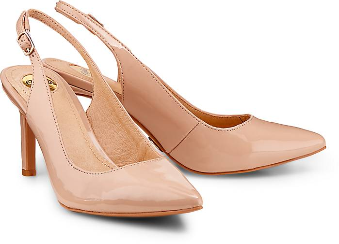 Buffalo Sling-Pumps