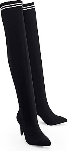 bc5015e47613a7 Buffalo Stiefel LEMON DROP in schwarz kaufen - 47557201