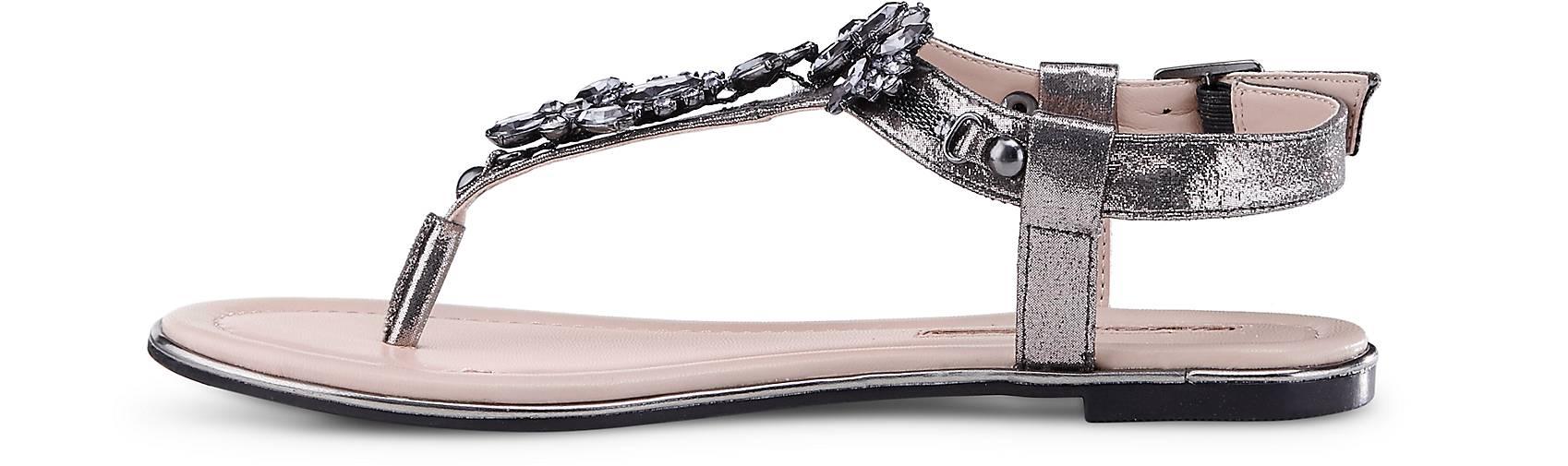 Buffalo Strass-Dianette in grau-dunkel grau-dunkel grau-dunkel kaufen - 46109501 GÖRTZ Gute Qualität beliebte Schuhe 0fce75