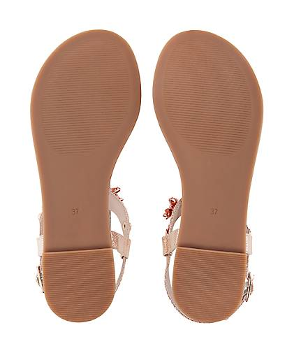 Buffalo Strass-Sandale in rosa kaufen GÖRTZ - 46109502   GÖRTZ kaufen 023246