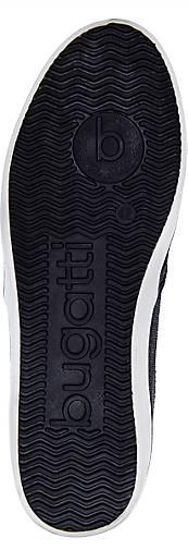 Bugatti Canvas-Slipper