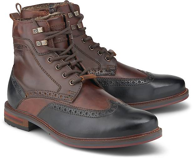 Bugatti City Brogue-Stiefelette