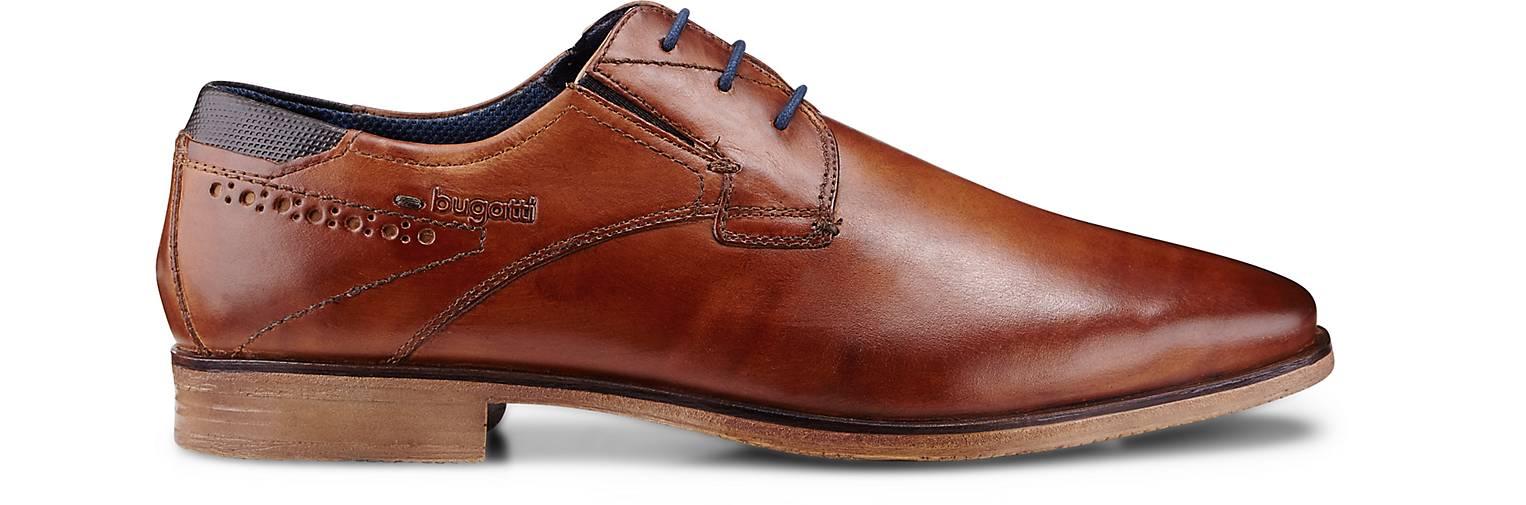 Bugatti City City Bugatti Business-Schnürer in braun-mittel kaufen - 46234201 GÖRTZ Gute Qualität beliebte Schuhe 10823d