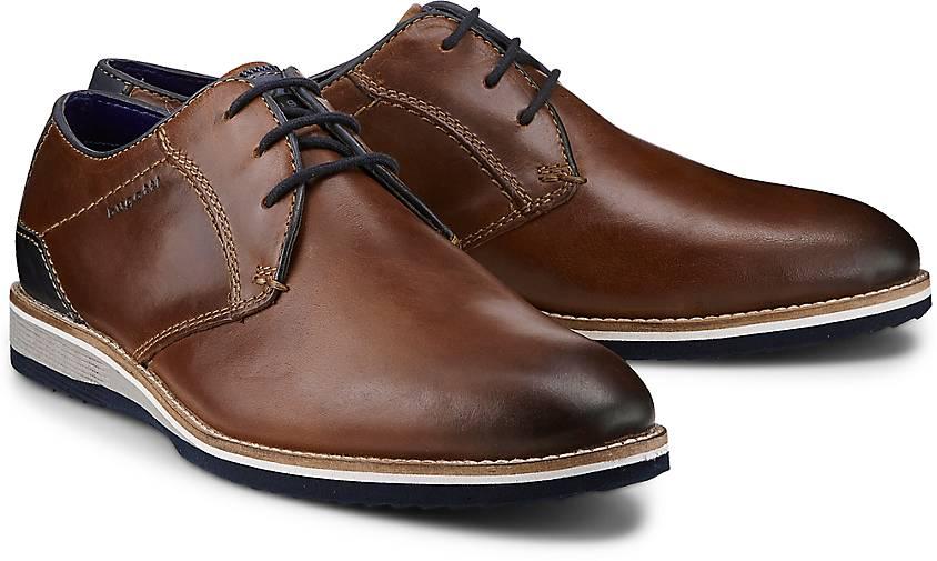 7b76c0c681e93a Bugatti City Business-Schnürer in braun-mittel kaufen - 47192201 Schuhe  GÖRTZ Gute Qualität beliebte Schuhe 47192201 b5f705