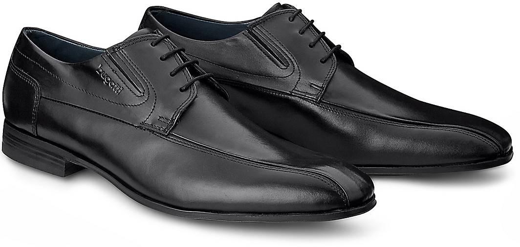 Bugatti City Business-Schnürschuh in schwarz GÖRTZ kaufen - 41731201 | GÖRTZ schwarz Gute Qualität beliebte Schuhe 6135e0