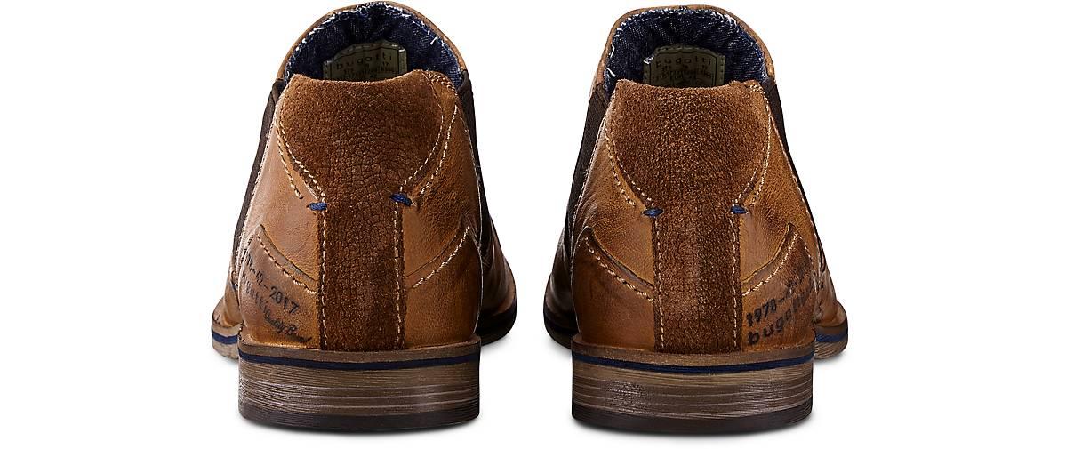 Bugatti City Chelsea-Boots in | braun-mittel kaufen - 46466801 | in GÖRTZ Gute Qualität beliebte Schuhe 044091
