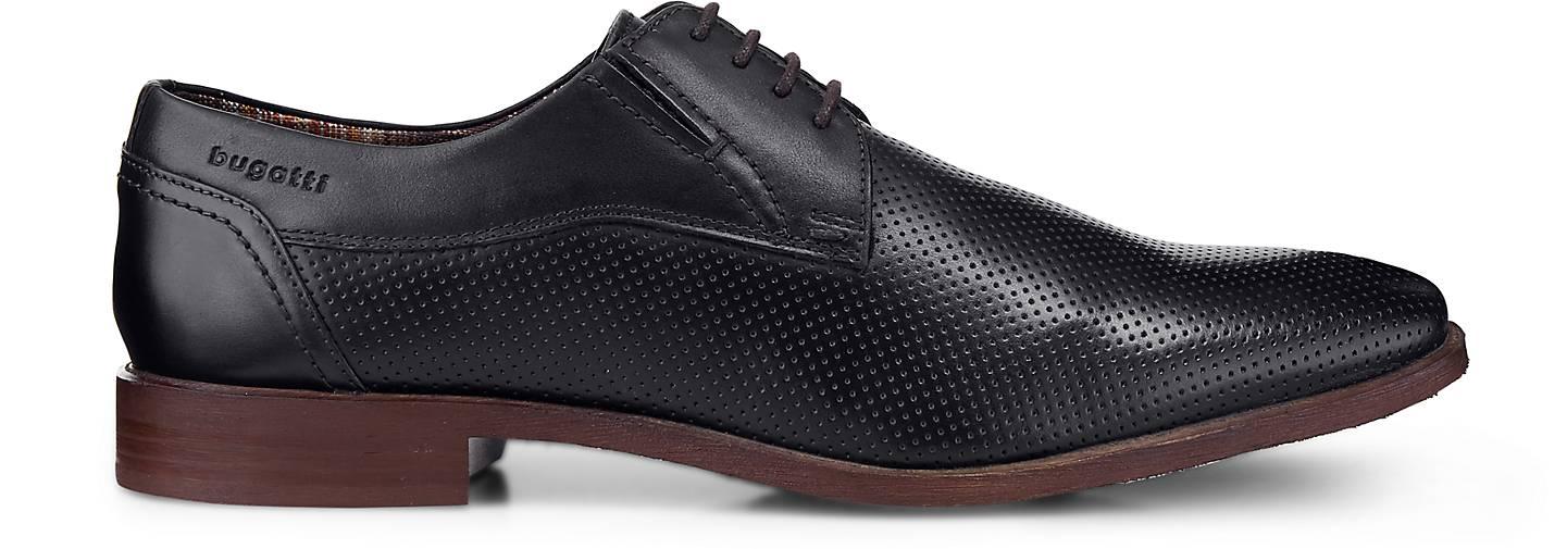 Bugatti City Derby-Schnürer in GÖRTZ schwarz kaufen - 47476701   GÖRTZ in Gute Qualität beliebte Schuhe 5342d6