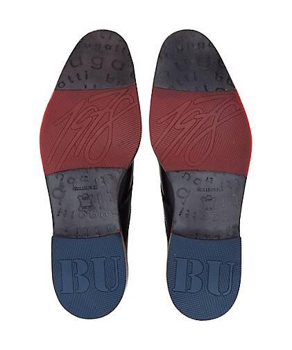 Bugatti City Derby-Schnürschuh in braun-dunkel kaufen Gute - 47480001 | GÖRTZ Gute kaufen Qualität beliebte Schuhe 03f669