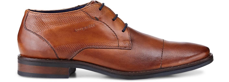 Bugatti City Derby-Schnürschuh 47719902 in braun-mittel kaufen - 47719902 Derby-Schnürschuh   GÖRTZ Gute Qualität beliebte Schuhe 13d330