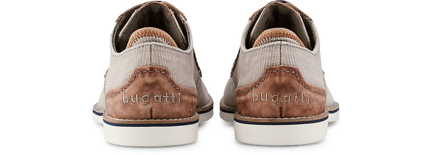 Bugatti Bugatti Bugatti City Freizeit-Schnürer in grau-hell kaufen - 48206401 GÖRTZ Gute Qualität beliebte Schuhe 2c4766