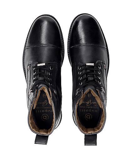 Bugatti City Schnür-Stiefel in schwarz GÖRTZ kaufen - 46665701   GÖRTZ schwarz Gute Qualität beliebte Schuhe b71552