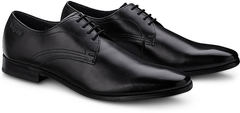 76ae689fc881 Bugatti City Schnürschuh in schwarz kaufen - 42103104   GÖRTZ