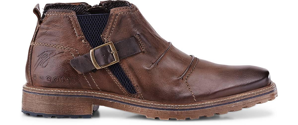 Bugatti City Stiefelette in | braun-dunkel kaufen - 46665001 | in GÖRTZ Gute Qualität beliebte Schuhe 1456b1
