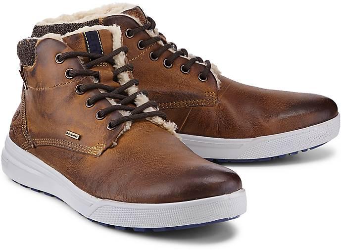 Bugatti City Trend-Stiefel in braun-mittel kaufen - 47720001 GÖRTZ Gute Qualität beliebte Schuhe
