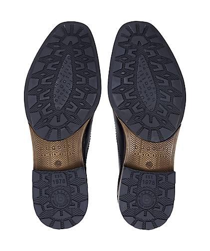 Bugatti City Trend-Schnürschuh in blau-dunkel kaufen - 46481501 | Schuhe GÖRTZ Gute Qualität beliebte Schuhe | 516a84