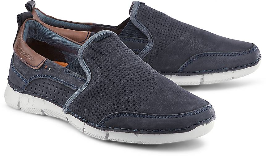 Bugatti Denim Fashion-Slip-On