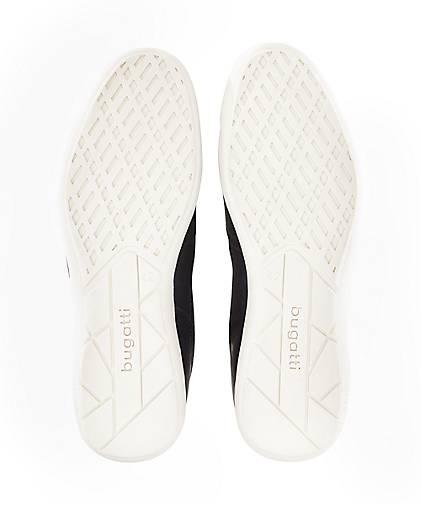 Bugatti Denim Fashion-Sneaker in blau-dunkel kaufen - 47500101 beliebte | GÖRTZ Gute Qualität beliebte 47500101 Schuhe c0ecdf